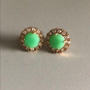 Kate Spade Secret Garden Studded Earrings